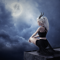 Creature Of The Night by Corvinerium