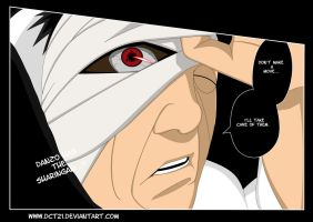 WHAT.... Danzo has a sharingan by dct21