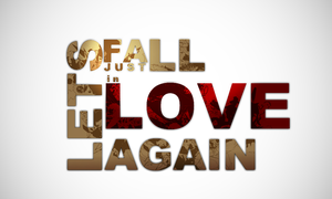 Let's Just Fall In Love Again by aguba