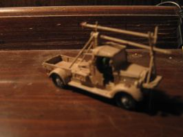 1-72 Scale Toyota GB Starter truck 3 by Coffeebean2