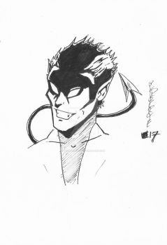 Nightcrawler by BenPirrieArt