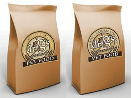 Dr G's Petfood Packaging 1 by roshipotoshi