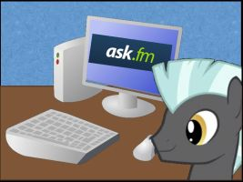 We're On ask.fm by ThunderrDash