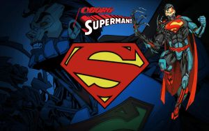 New 52 Cyborg Superman 6 by Superman8193
