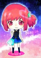 no name - nagisa by Xsaye