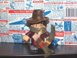 li'l tom baker fourth doctor by venkman3000