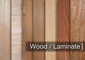 Wood / Laminate Textures Pack 02 by Sammali