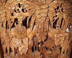 Wood Carving 2 by mysticmorning