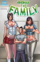 AGW The Family Cover by zzzcomics