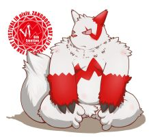Zangoose day by ShinodaHamazaki