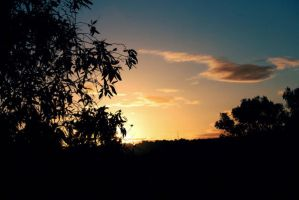 sunset 2 by millii