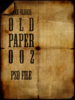 Old Paper 002 by zeke-ulrich