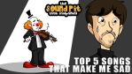 TSP Top 5 Sad Songs by Pyrotech07