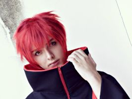 Sasori Akasuna cosplay by Guilcosplay