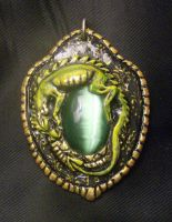 Gaurdian pendant by mistyscreations