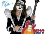 Ace Frehley by Donburro