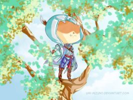 AC 3 - I can climb trees. by Umi-Mizuno