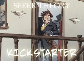 sfeer theory issue one kickstarter! by chirart