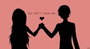You Don't Know Me by Kur0nue