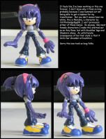 Custom Commission: Renisme by Wakeangel2001