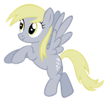 Derpy vector by SuperPonytime