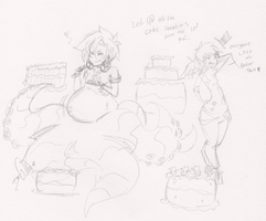 Cake Donations by Squidbiscuit