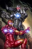 Iron Man 2 Movie by StriderDen