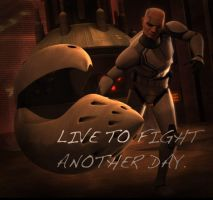 Live to fight another day by Coricle