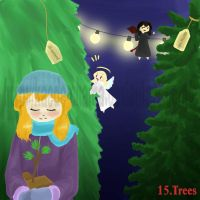 15.Trees by Kaede-chama