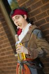 James Kidd | Drinking Kenway's Rum by Spaniel122