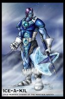 Ice-A-Kil -Cold Hearted Tyrant by oICEMANo