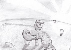 Seasons (Pencil Test) by fimoman
