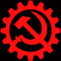 red communist gear by NurIzin