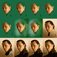 Loki process by DraconaMalfoy