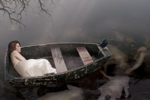 Without A Paddle by my-wishful-thinking