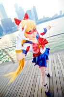 Codename : Sailor V by thebakasaru