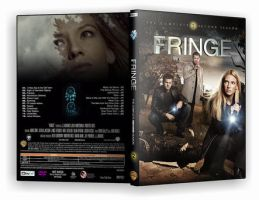 Fringe Season 2 DVD Cover by morfeuss