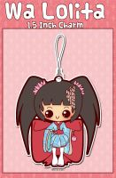 Wa Lolita charm design one by Minty-Kitty-Art