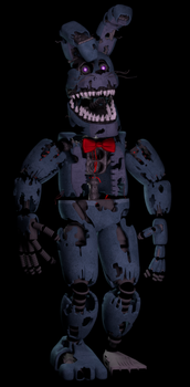 Nightmare Bonnie Download (SUPER COMPUTERS ONLY) by InsertN