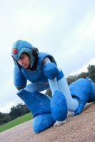Megaman X 2 by Miss-Marquin