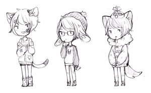 mORE CHEEBS by AmberTheSatyr