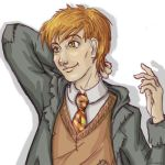 Young Remus by ixisstar