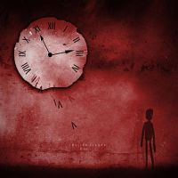 The passage of time by Mheely