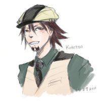 Kotetsu by belovedseasons