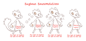 Beanomutations by griffsnuff
