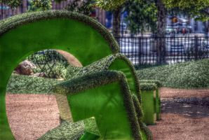 Big Green Letters by SamSpade1941
