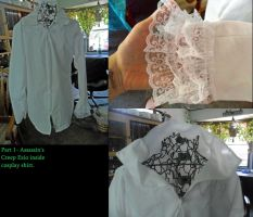 How To Make: Pt 1 Ezio cosplay by YoshiFHP