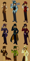 Gaia Outfit Challenge: Henry by E-N-O-C-H