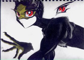 My Yami Cat by pyrethedragonmaster