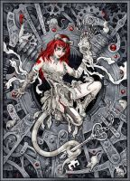 Emilie Autumn - Rat Queen by Candra